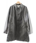 EEL(イール)の古着「桜コート」 グレー