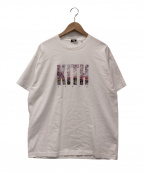 KITH(キス)の古着「TOKYO LANDMARK TEE」 ホワイト