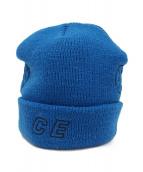 C.E(シーイー)の古着「ニット帽」|ブルー
