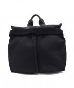 HENDER SCHEME(エンダースキーマ)の古着「マルチヘルメットバッグ」|ブラック