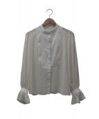 AMERI(アメリ)の古着「レディードレスシャツ」|ホワイト