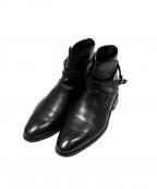 CARMINA(カルミナ)の古着「ショートブーツ」|ブラック