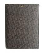 Saint Laurent Paris(サンローランパリ)の古着「手帳カバー」|ブラック