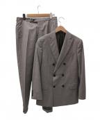 ARMANI COLLEZIONI()の古着「セットアップスーツ」|グレー