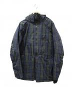 BURTON(バートン)の古着「ダウンジャケット」|グリーン×ネイビー