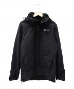 Berghaus(バーグハウス)の古着「3in1ジャケット」|ブラック