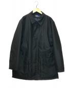 ()の古着「ジップジャケット」 ブラック