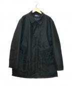 POLO RALPH LAUREN(ポロ・ラルフローレン)の古着「ジップジャケット」|ブラック
