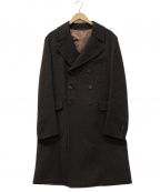 Belvest(ベルベスト)の古着「カシミヤダブルコート」|グレー