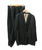 YANTOR(ヤントル)の古着「ジャケットセットアップ」 ダークグリーン
