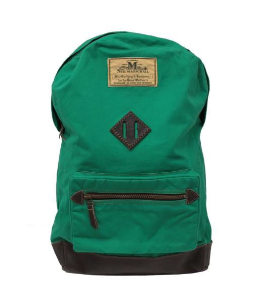 SEIL MARSCHALL(セイルマーシャル)SEIL MARSCHALL (セイルマーシャル) バックパック グリーン サイズ:以下参照の古着・服飾アイテム