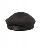 1017 ALYX 9SM(アリクス)の古着「ベレー帽」|ブラック