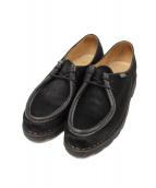 PARABOOT(パラブーツ)の古着「チロリアンブーツ」|ブラック