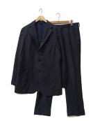Belvest(ベルヴェスト)の古着「セットアップスーツ」|ネイビー