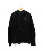 ARCTERYX()の古着「SQUAMISH HOODY」|ブラック