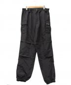MOCEAN()の古着「カーゴパンツ」|ブラック
