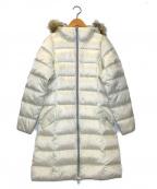 MARMOT(マーモット)の古着「WS ウォームスターダウンコート」|ホワイト