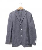 BOGLIOLI()の古着「3Bジャケット」|ネイビー