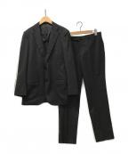 TOMORROW LAND PILGRIM(トゥモローランド ピルグリム)の古着「セットアップスーツ」|ブラック