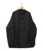 teatora(テアトラ)の古着「WALLET COAT S/L PACK」|ブラック