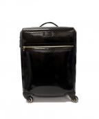 GUCCI()の古着「GGインプリメ キャリーオントロリースーツケース」|ブラック