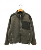 C.E(シーイー)の古着「フリースジャケット」|グレー