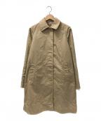 Traditional Weatherwear(トラディショナルウェザーウェア)の古着「ステンカラーコート」|ベージュ