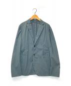 ()の古着「テーラードジャケット」 ブルー