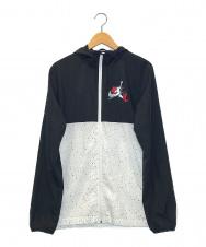 NIKE (ナイキ) クラシックウィンドウェアジャケット ホワイト×ブラック サイズ:S クラシックウィンドウェアジャケット