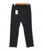uniform experiment(ユニフォームエクスペリメント)の古着「4wayストレッチサイドポケットテーパードパンツ」|ブラック