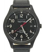 ()の古着「腕時計」 ブラック