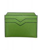 ()の古着「カードケース」|グリーン