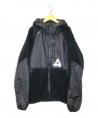PALACE(パレス)の古着「ファブリケーションネーションジャケット」|ブラック