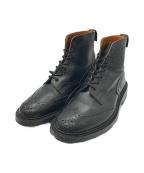 Tricker's()の古着「カントリーブーツ」|ブラック