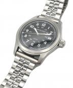 HAMILTON(ハミルトン)の古着「腕時計」|シルバーカラー