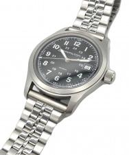 HAMILTON (ハミルトン) 腕時計 シルバーカラー