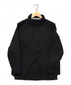 MINOTAUR(ミノトール)の古着「ジップジャケット」|ブラック