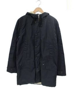 Deus ex Machina(デウスエクスマキナ)の古着「ミリタリージャケット」|ブラック
