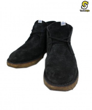 VISVIM(ビズビム)の古着「ブーツ」|ブラック