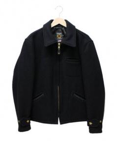 Schott(ショット)の古着「ウールCPOジャケット」|ブラック