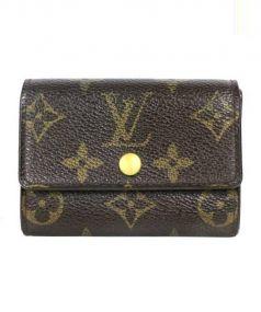 LOUIS VUITTON(ルイ・ヴィトン)の古着「2つ折り財布」|ブラウン