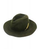 Saravah(サラヴァ)の古着「中折れ帽」
