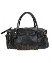 Chloe(クロエ)の古着「ボストンバッグ」|ブラック