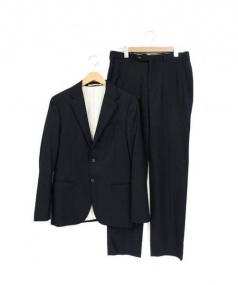 Mr.BATHING APE(ミスターベイシングエイプ)の古着「3Bセットアップスーツ」|ブラック