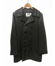 Schott(ショット)の古着「ナイロンPコート」|ブラック