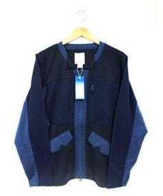 adidas(アディダス)の古着「WM TRACK TOP Cardigan」|ネイビー×ブルー