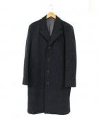 TORNADO MART(トルネードマート)の古着「チェスターコート」|グレー