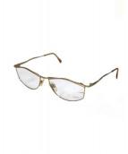 CAZAL(カザール)の古着「眼鏡」 ゴールド