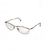 CAZAL(カザール)の古着「眼鏡」|ゴールド