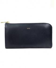 A.P.C.(アーペーセー)の古着「長財布」|ネイビー